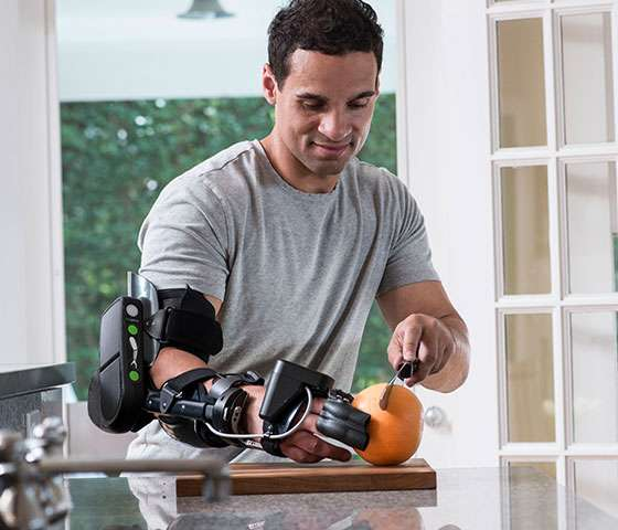 MyoPro Myoelectric Upper Limb Orthosis