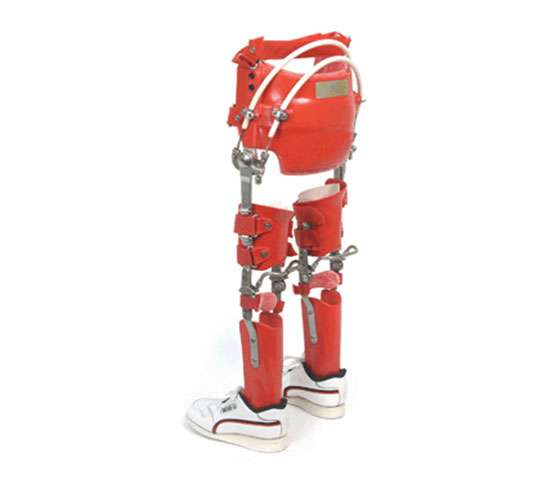 Reciprocating Gait Orthosis