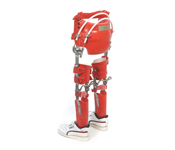 Reciprocating Gait Orthosis (RGO)