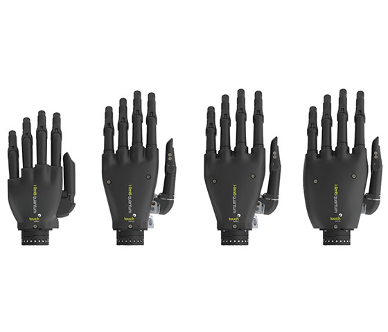 Multi-Articulating Myoelectric Hand