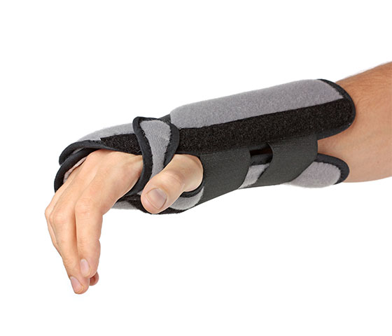 Wrist Hand Orthosis (WHO)
