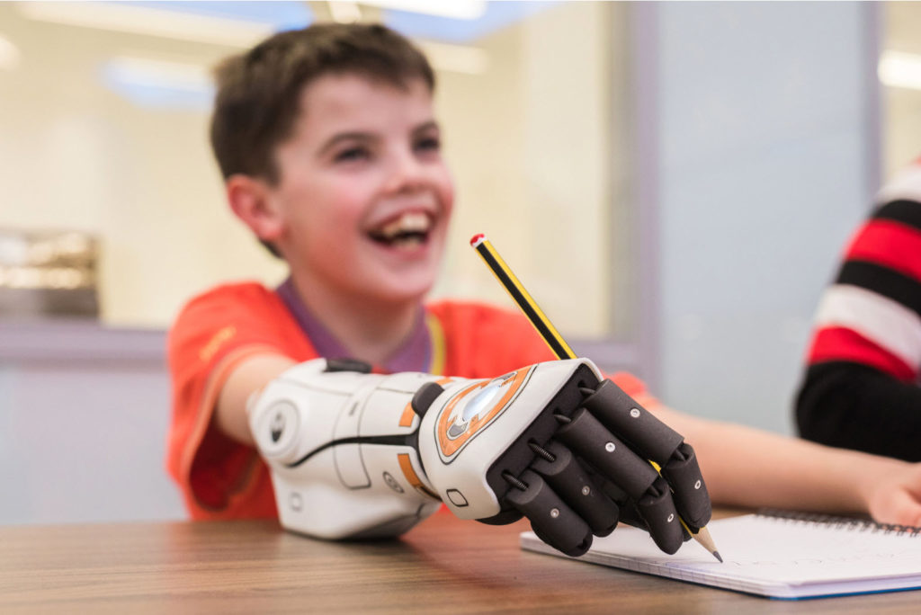 Technology Prosthetics
