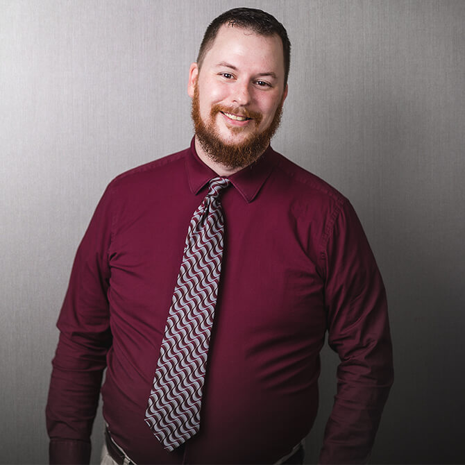 Neal Tullos, Certified Prosthetic Orthotic Assistant